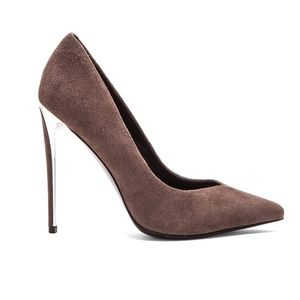 BRAND NEW Rachel Zoe Gray Taupe Pumps
